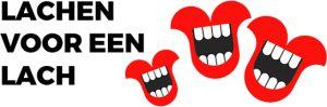 Logo lachen voor een lach